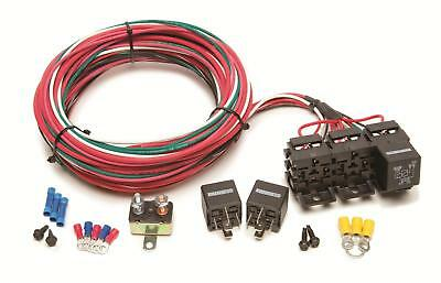 Painless Wiring 30107 Relay 3-Bank 50 Amp Single Pole Each