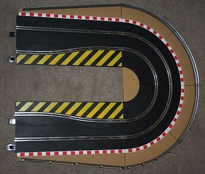 Scalextric Sport Track C9000J Hairpin Side Swipes Extension Kit C8512