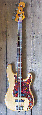 1973 Fender Precision Bass Natural P-Bass