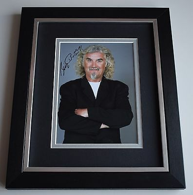 Billy Connolly SIGNED 10x8 FRAMED Photo Autograph Display TV Comedy AFTAL COA