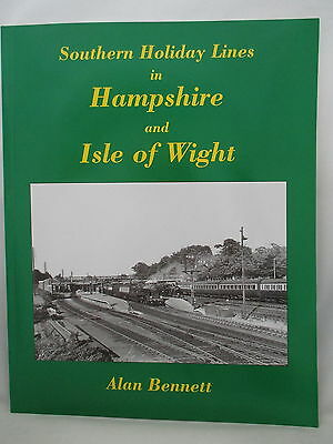 Southern Railway Holiday Lines In Hampshire & Isle Of Wight