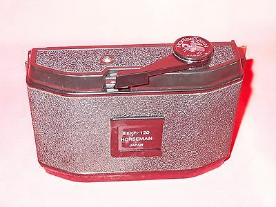 chargeur dos ROLLFILM HORSEMAN 8 EXP / 120 appareil photo old camera film back