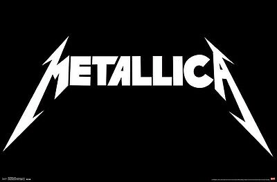 Metallica Logo Poster New  !