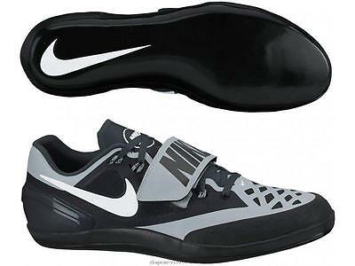 Nike Zoom Rotational 6 Shotput  Discus Track Field Shoes Men's 10 With Bag
