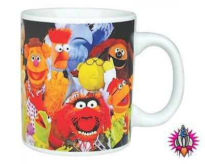 The Muppet Show Muppets Character Retro Coffee Mug Cup New In Gift Box