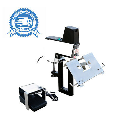 US Stock 110V Auto-Electric Flat & Saddle Electric Stapler Binder Binder Machine