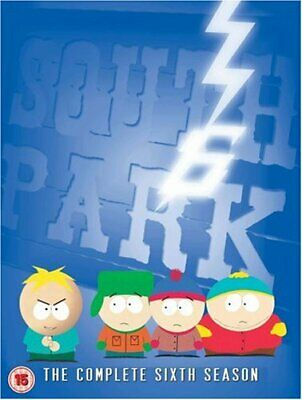 South Park - Season 6 [DVD] - DVD  FOVG The Cheap Fast Free Post