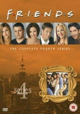 Friends: Complete Season 4 - New Edition [DVD] [1995] - DVD  ZJVG The Cheap Fast