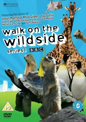 Walk On The Wild Side - Series 1 [DVD] - DVD  CEVG The Cheap Fast Free Post