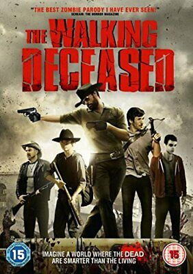 Walking Deceased [DVD] - DVD  UQVG The Cheap Fast Free Post