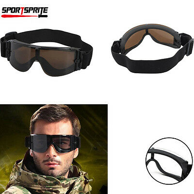 USMC Military Airsoft X800 Tactical Goggle Shooting Hunting Army Safety Glasses