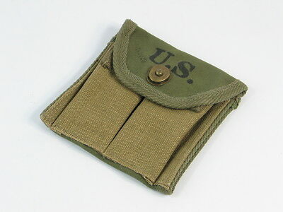 Collectables High Quality WWII US M1 Carbine Bag Ammunition canvas Pouch