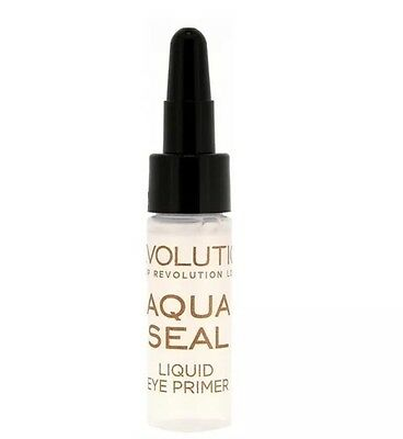 MakeUp Revolution Liquid Aqua Seal Eye Shadow Primer Mac Prevents Creasing