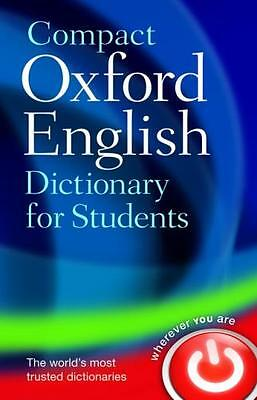 Compact Oxford English Dictionary for University and College Students (Paperbac.