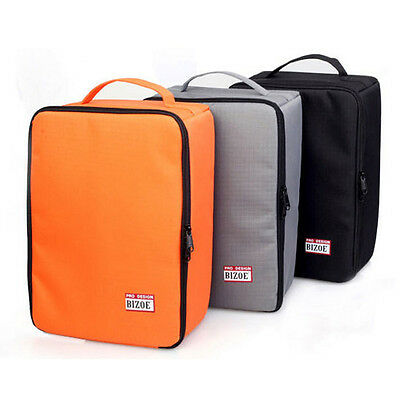 Large Camera Bag Padded Insert Partition Handbag Lens Pouch Case Cover Protector