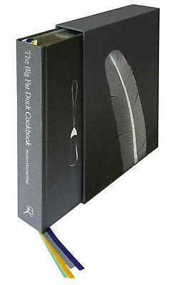 The Big Fat Duck Cookbook by Heston Blumenthal Hardcover Book (English)