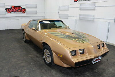 1978 Pontiac Trans Am Runs Drives Body Int VGood 301V8 3spd auto 1978 Gold Runs Drives Body Int VGood 301V8 3spd auto!