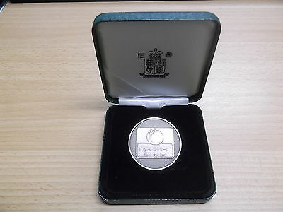 Npower Test Series Match Official Medal - England v South Africa 2008