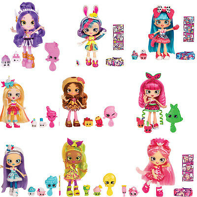Shopkins Shoppies Fashion Doll - Core, Lil' Secrets & Themed Dolls New