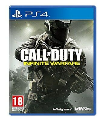 Call of Duty: Infinite Warfare (PS4) [NEW GAME]