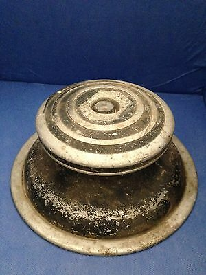 1932 Nash Spare Tire Hold Down Hubcap Cover Original 32