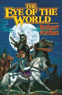 The Eye of the World by Robert Jordan (English) Hardcover Book