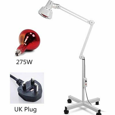 275W Infrared IR Heating Floor Lamp for Thermotherapy Muscle Pain Beauty Salon