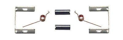 Fleischmann N 9517 Round Replacement Carbon Brushes and Springs, 1 Pair NIP
