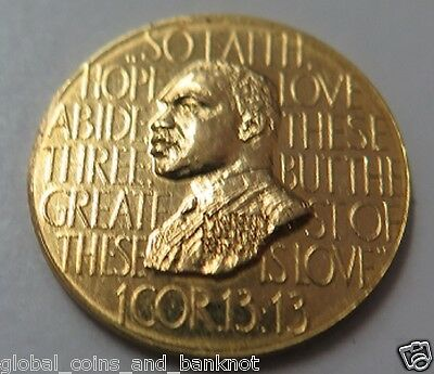 USA : 1964 July 2nd ,Civil Rights Act ,L.King,Kennedy,LB Johnson..Gold Medallion