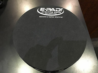 """Drum Practice Pad E Pad 9.5"""" Fast Shipping"""