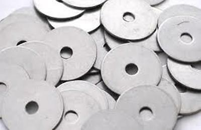 Stainless Fender Washers #6 X 5/8, Qty-50