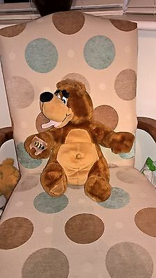 12 inch tall Brown Bear soft toy
