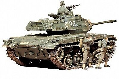 Tamiya America [TAM] 1:35 US M41 Walker Bulldog Plastic Model Kit 35055 TAM35055