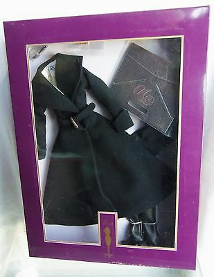 "Robert Tonner CASHMERE NOIR Outfit for 16"" Tyler Wentworth MIB"