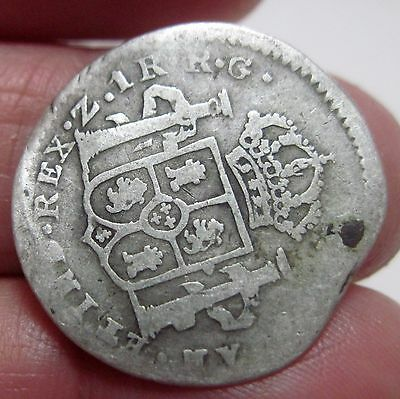 1821 RG (MEXICO) 1 REAL (SILVER) ZACATECAS-- WAR of INDEPENDENCE----