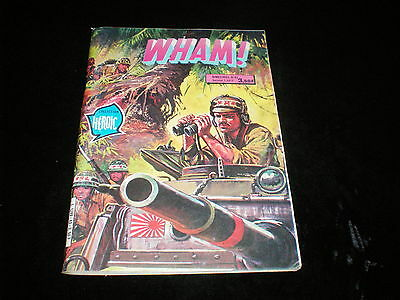 Wham 43 Editions Aredit février 1982