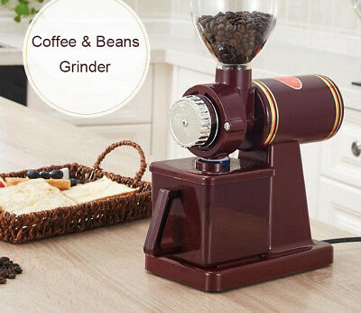 Commercial Electric Coffee Grinder Milling Grinding Home Coffee Bean Grinder