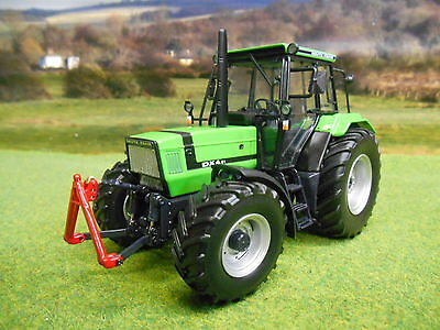 Universal Hobbies 1989 Deutz Fahr Dx 4.51 4Wd Tractor 1/32 4905 Brand New