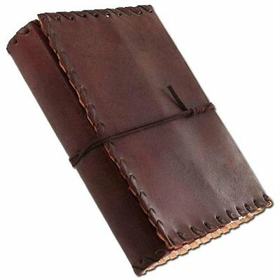 Medieval Renaissance Handmade Leather Diary Journal Thought Book by Armory Re...