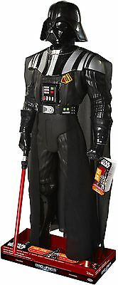 "NEW Star Wars The Force Awakens Darth Vader 48"" Articulated Battle Buddy - Black"