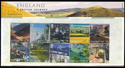 GB 2006 Tourism/Lighthouse/Buildings 10v P Pack n30810
