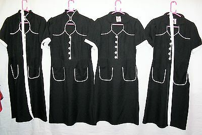 Job Lot of 4 x 1940s / 1950s Dresses for Stage/Theatre/Fancy Dress etc