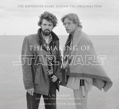 The Making of Star Wars: The Definitive Story Behind the Original Film (Hardcov.