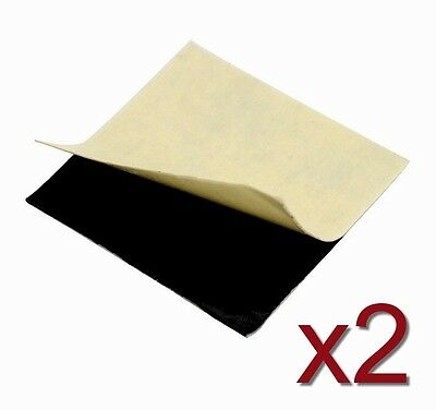 2x Adhesif 3M 14x14mm pr dissipateur -2x Heatsink Thermal Adhesive Tape Sticker