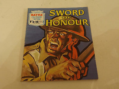 BATTLE PICTURE LIBRARY NO 496!,dated 1970!,V GOOD FOR AGE,RARE ISSUE,47 yrs old.