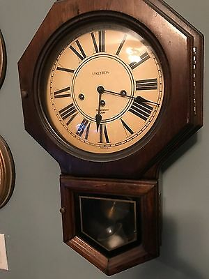 Verichron Westminster chime wall clock