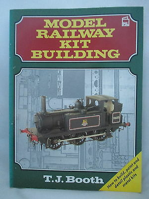 MODEL RAILWAY KIT BUILDING ~ Booth