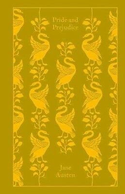 Pride and Prejudice by Jane Austen Hardcover Book (English)