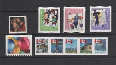 Canada 2006 Mint Self Adhesives Selection