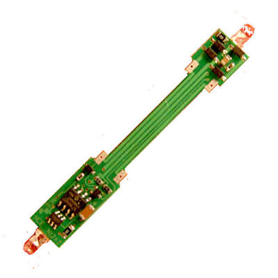 NCE N12A2 N Scale DCC Drop-in Decoder 2 Function for Atlas 524-142
